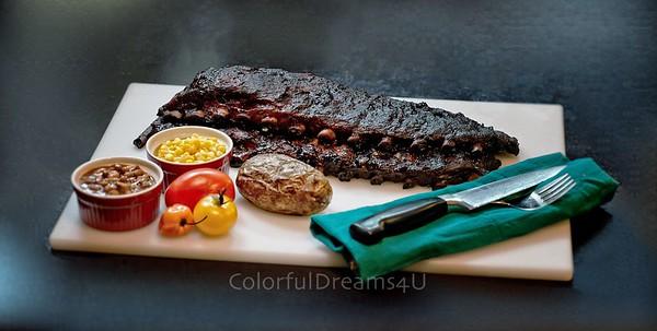 My BBQ Dinner