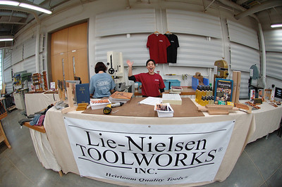 Lie-Nielsen Hand Tool Event Indianapolis 2009