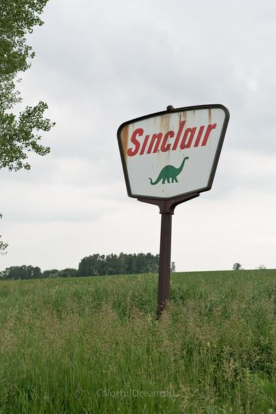Sinclair Sign...