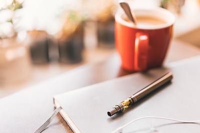 Xhale Vape Pen   Product Photography