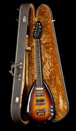 Vox 8 string case