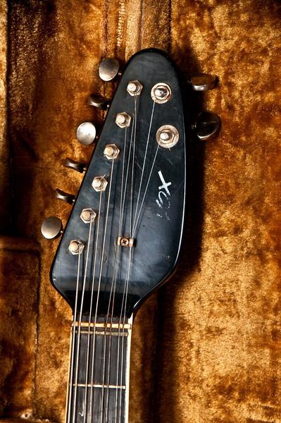 Vox 8 string head B