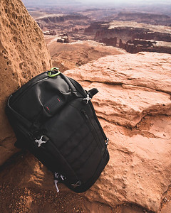 Frankieboy Photography |  Mountain Standard Utility Backpack | Product and Brand Photography