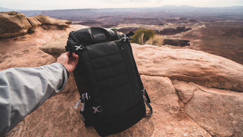Frankieboy Photography    Mountain Standard Utility Backpack   Product and Brand Photography