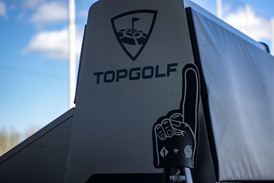 Portland Trail Blazers and First Tech Networking Event at Top Golf, March 11, 2020