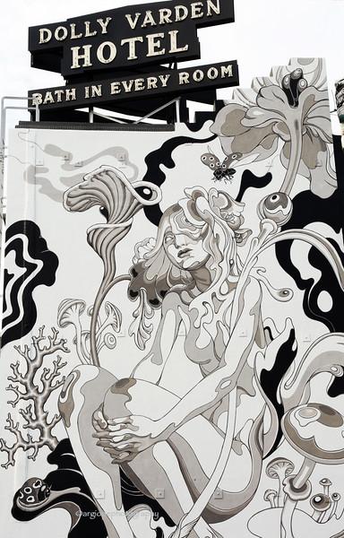James Jean Mural