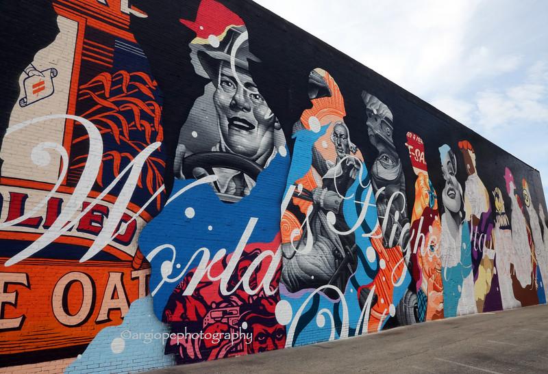 Tristan Eaton Mural