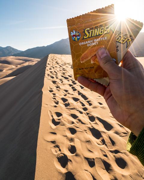 Frankieboy Photography |  Honey Stinger Energy Waffle | Product and Brand Photography