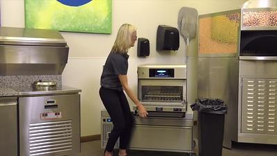 New Cleaner - RACK Oven v2
