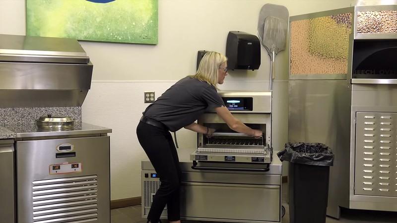 New Cleaner - Stone Oven v1