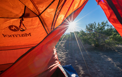 Marmot Tent | Product and Brand Photography