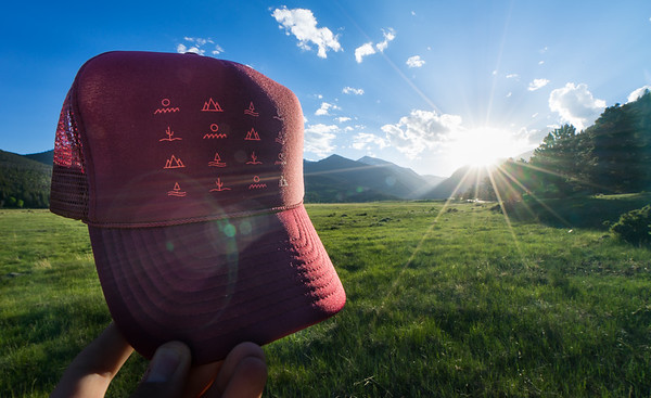 Frankieboy Photography |  Mountain Standard Hat | Product and Brand Photography