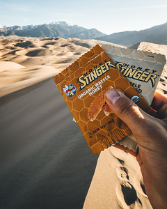 Honey Stinger Travel Snack | Product and Brand Photography
