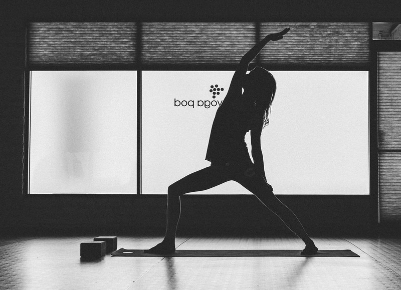 Frankieboy Photography | Fitness Yoga Photography