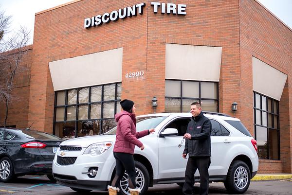 Discount Tire 26