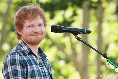 Ed Sheeran (GMA) in Central Park 29may2015-2-35