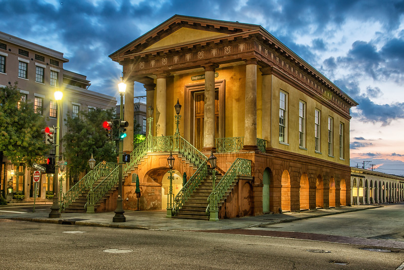 Daughters of the Confederacy Building, Meeting Street, Charleston, SC