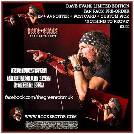 Dave Evans from AC/DC.