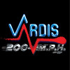 Vardis 200MPH EP 2015 Front Cover