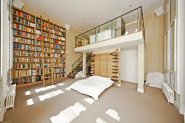 Peter's bedroom