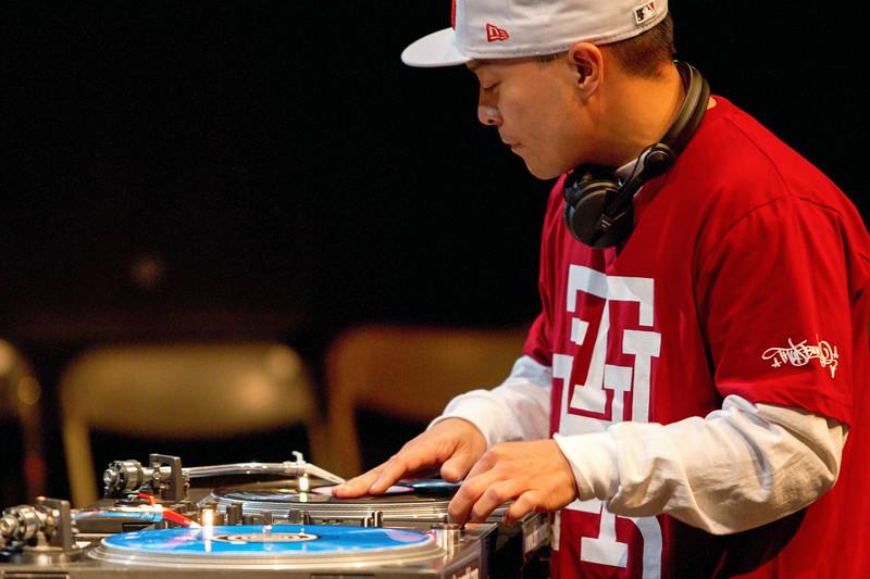 DMC World DJ Championships 2012 @ London HMV Forum