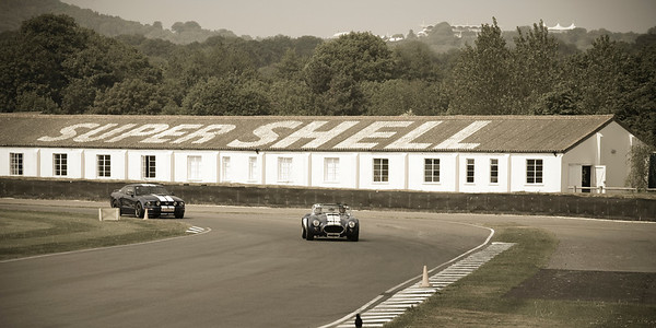 Goodwood Race Track