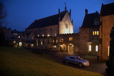 Ashdown Park Hotel, West Sussex and Bentley