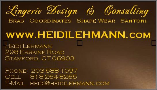 Heidi Lehmann Back Proof  #2 3-4-09