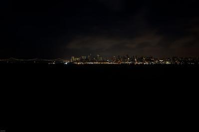 Alcatraz Sleepover 2011
