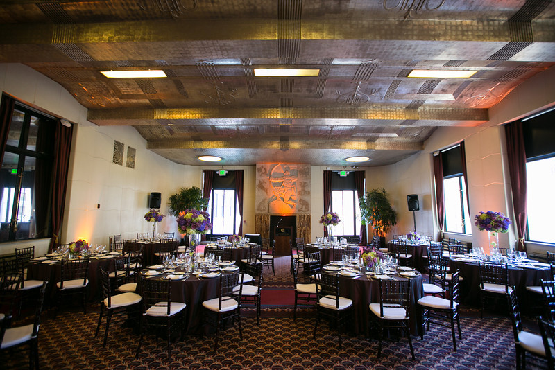 2013.04.19 The City Club San Francisco Corporate Set Up