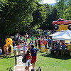 """Cascade Park,  Woodstock  NH  """" Annual Rubber Ducky Regatta Labor Day""""  by the Western White Mountain Chamber of Commerce."""