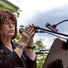 "Karen Shaw Bracy sings ""Something"" by the Beatles."