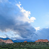 Evening at Garden of the Gods_CO_