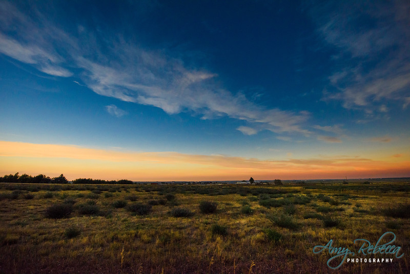 Eclipse Sunset_Wyoming