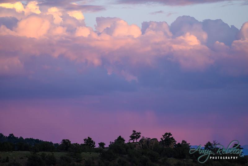 Colorado Sunset_