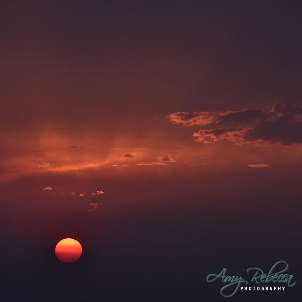 Washington State Sunset