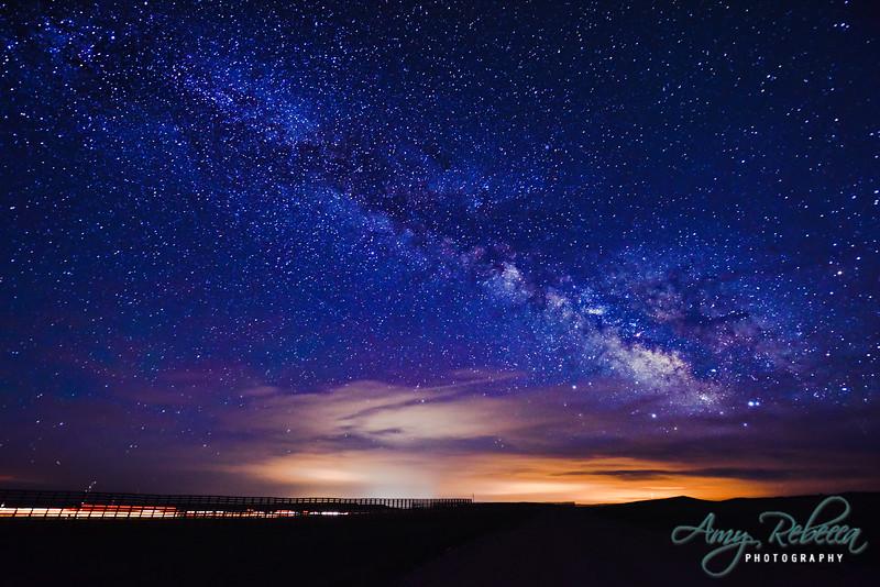 Wyoming Starry Sky