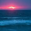 Watermelon sunset