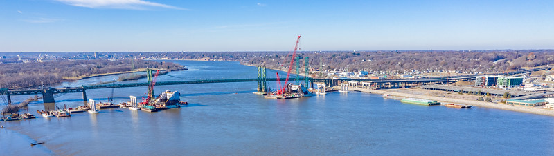 I74 Bridge Construction