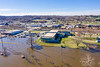 Moline Riverfront Flooding