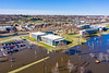 Moline Riverfront Flooding