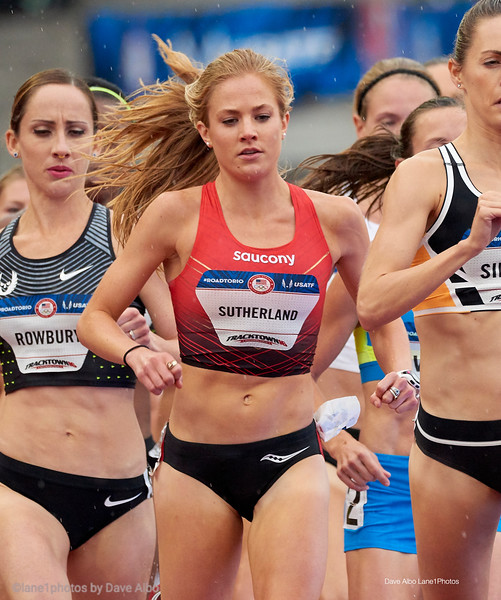 1500 meters, first round, USATF Olympic Trials 2016