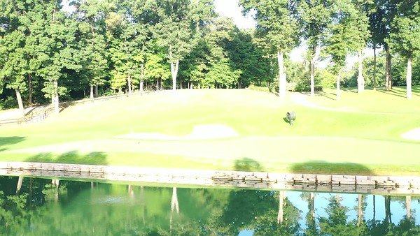 Deere Run, 18th Hole