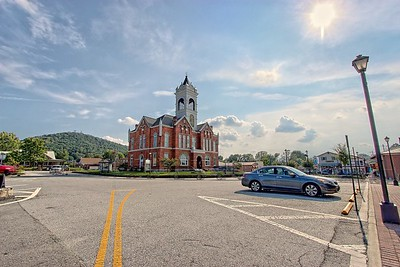 Union Co Blairsville Square (2)