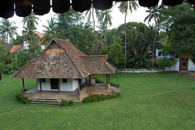 06100110 - Kerala House. Taken at the Palace which is now a museum (within the city).