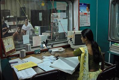 06110047 - Room in Kothmale Community Radio station