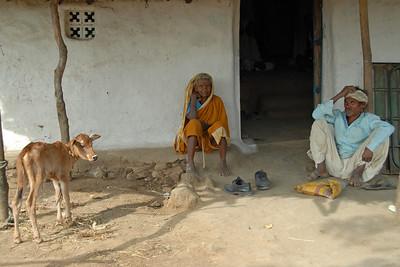 07011844 - Typical village scene