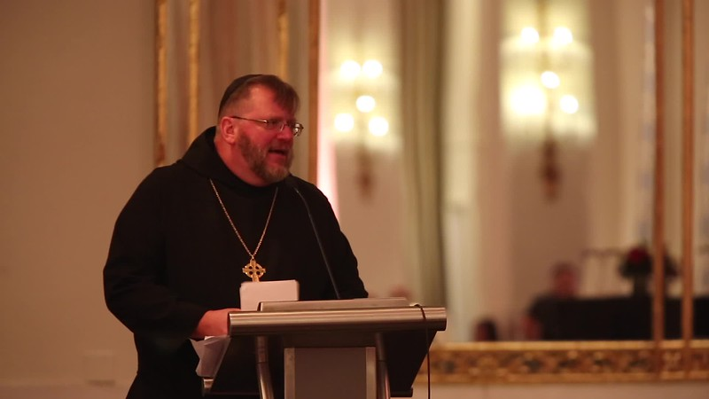 FATHER LAURENCE SPEECH