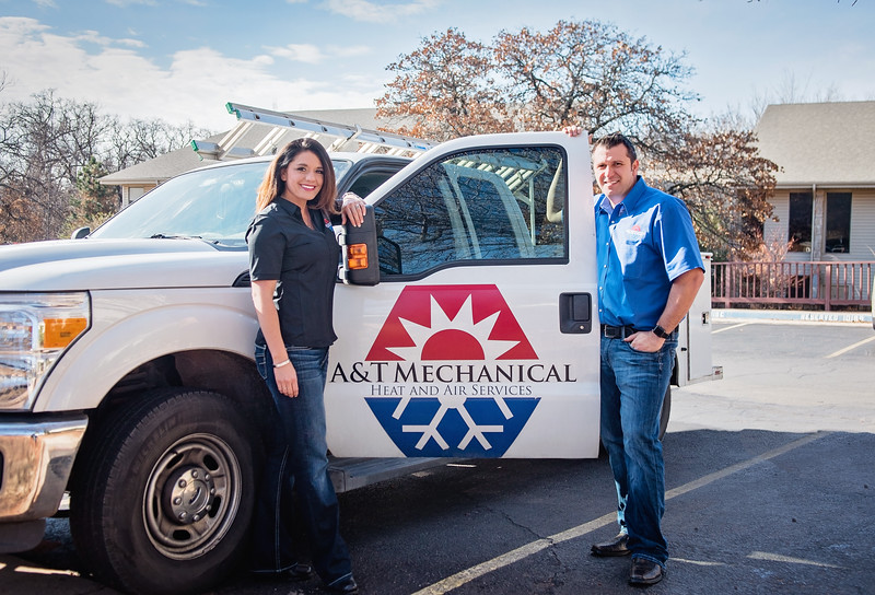 A&T Mechanical Commercial Session