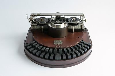 Antikey Chop (Typewriters)